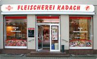 Fleischerei Kadach Filiale Ernst Thälmann Straße Schwarze Pumpe