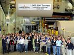 1 000 000 Tonne Papier